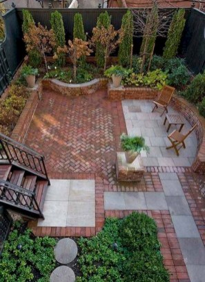 63+ Best Small Backyard Landscaping Ideas 02