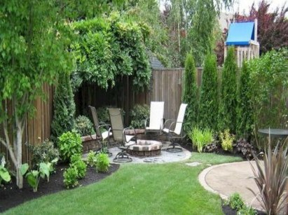 63+ Best Small Backyard Landscaping Ideas 03