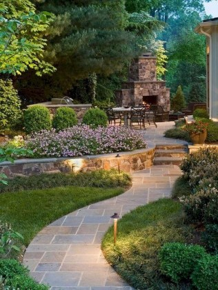 63+ Best Small Backyard Landscaping Ideas 31