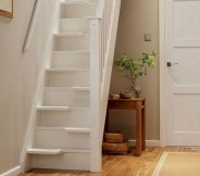 17+ Cool Stairs Design Ideas For Small Space (8)