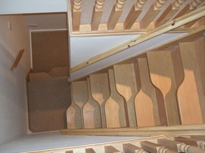 20+ Cool Stairs Design Ideas For Small Space (11)