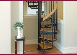 20+ Cool Stairs Design Ideas For Small Space (19)