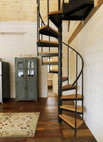 20+ Cool Stairs Design Ideas For Small Space (4)