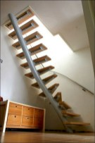 20+ Cool Stairs Design Ideas For Small Space (6)