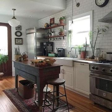 36+ Stunning Design Vintage Kitchens Ideas Remodel (13)