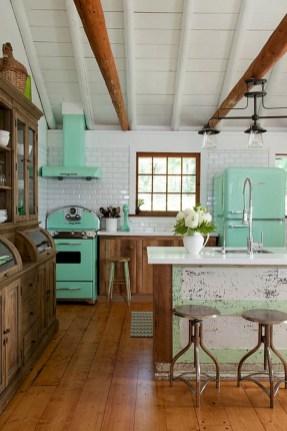 36+ Stunning Design Vintage Kitchens Ideas Remodel (37)