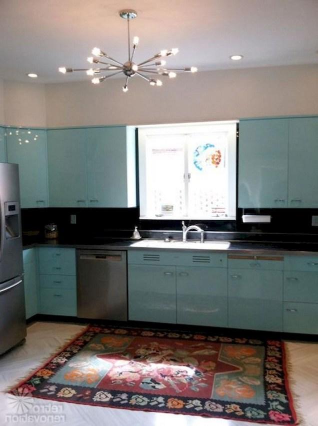 36+ Stunning Design Vintage Kitchens Ideas Remodel (38)