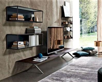 43+ Comfy Apartment Living Room Designs Ideas Trends 2018 (20)