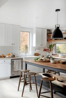 50+ Amazing Modern Farmhouse Kitchen Cabinets Decor Ideas 24