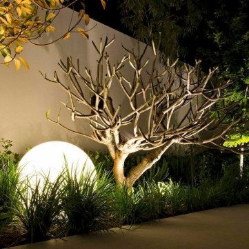 58+ Beautiful Low Maintenance Front Yard Landscaping Ideas (50)