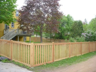 63+ Inspiring DIY Front Yard Privacy Fence Remodel Ideas (11)