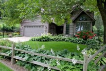 63+ Inspiring DIY Front Yard Privacy Fence Remodel Ideas (4)