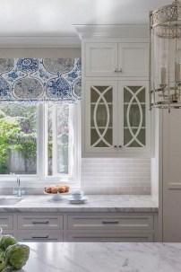 70+ Amazing Farmhouse Gray Kitchen Cabinet Design Ideas 20