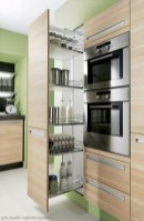 80+ Best Kitchen Cabinetry Decor Ideas 27