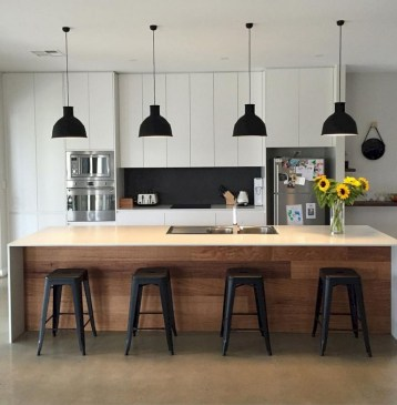 80+ Best Kitchen Cabinetry Decor Ideas 45