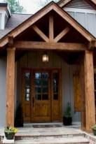 Astonishinh Farmhouse Front Porch Design Ideas 61