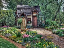 Unique And Best 10+ Real Fairytale Cottage Design Ideas 02