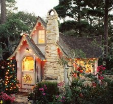 Unique And Best 10+ Real Fairytale Cottage Design Ideas 03
