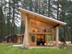 22+ Exciting Tiny Cottages Design Ideas for Cozy Outdoor Living (22)