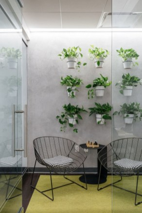 27+ Top Ideas To Make Your Wall More Beautiful With Concrete Skim Coat Wall (15)