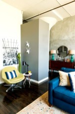 27+ Top Ideas To Make Your Wall More Beautiful With Concrete Skim Coat Wall (2)