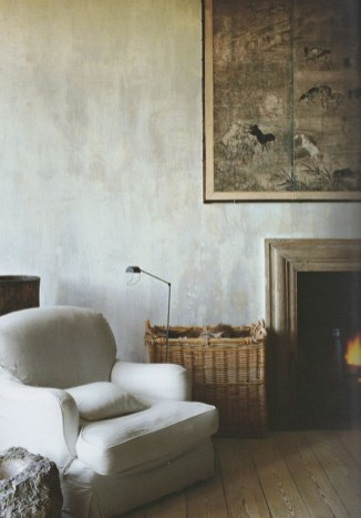 27+ Top Ideas To Make Your Wall More Beautiful With Concrete Skim Coat Wall (24)