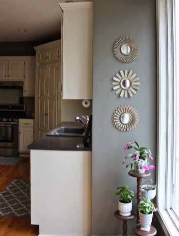 27+ Top Ideas To Make Your Wall More Beautiful With Concrete Skim Coat Wall (7)