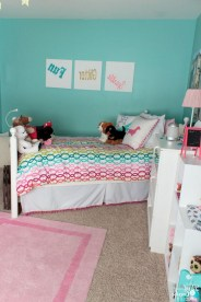 30+ Awesome Decorating Tips to Style Perfect Bedroom for Teen (13)