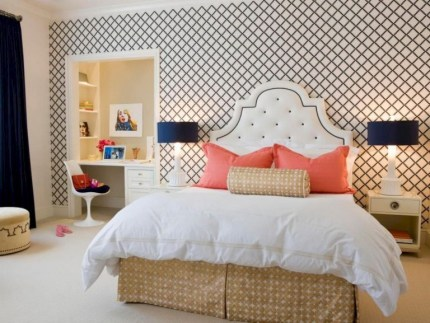30+ Awesome Decorating Tips to Style Perfect Bedroom for Teen (20)