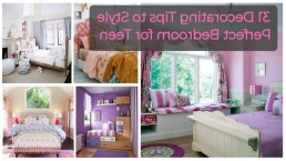 30+ Awesome Decorating Tips to Style Perfect Bedroom for Teen (25)