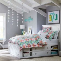 30+ Awesome Decorating Tips to Style Perfect Bedroom for Teen (6)