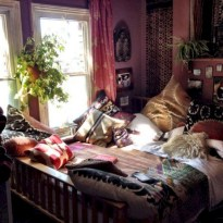 30+ Stunning Bohemian Bedroom Decor For Small Space (29)