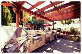 48+ Marvelous Outdoor Kitchen Ideas (17)