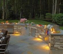 48+ Marvelous Outdoor Kitchen Ideas (31)