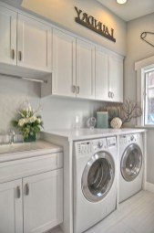 55+ Inspiring Simple and Awesome Laundry Room Ideas (18)