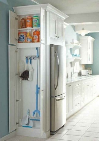 55+ Inspiring Simple and Awesome Laundry Room Ideas (25)