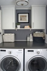 55+ Inspiring Simple and Awesome Laundry Room Ideas (43)