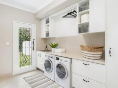 55+ Inspiring Simple and Awesome Laundry Room Ideas (48)