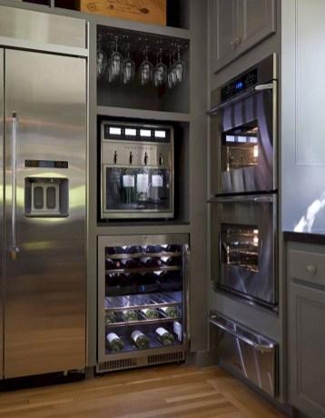 56+ Amazing Modern Kitchen Design Ideas And Remodel (37)