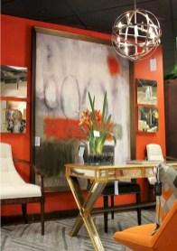 56+ Stunning Moody Mid Century Home Office Decor Ideas (10)