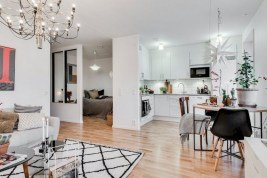 78+ Cool First Apartment Decorating Ideas on A Budget (34)