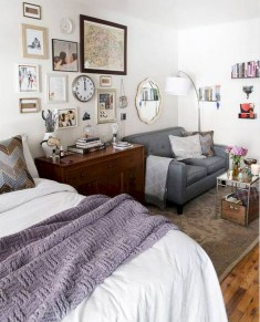 78+ Cool First Apartment Decorating Ideas on A Budget (4)