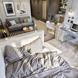 78+ Cool First Apartment Decorating Ideas on A Budget (49)