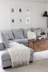 78+ Cool First Apartment Decorating Ideas on A Budget (5)