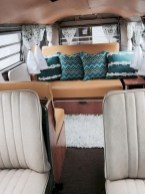 82+ Inspiring RV Camper Van Interior Design and Organization Ideas (17)