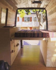 82+ Inspiring RV Camper Van Interior Design and Organization Ideas (25)
