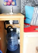 82+ Inspiring RV Camper Van Interior Design and Organization Ideas (74)