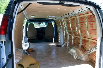 82+ Inspiring RV Camper Van Interior Design and Organization Ideas (77)
