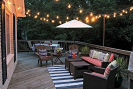 28+ Awesome Party Alcove Party Lights Tips for Outdoor Decor Ideas (16)