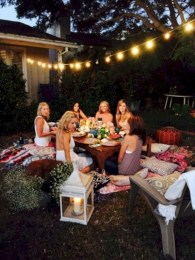28+ Awesome Party Alcove Party Lights Tips for Outdoor Decor Ideas (20)